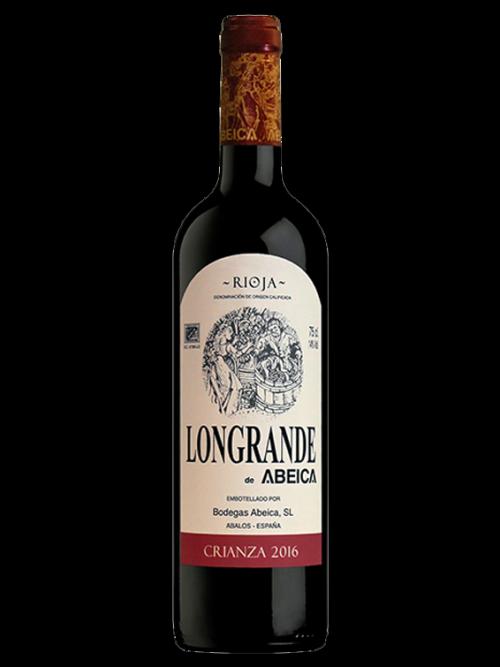 Vino tinto crianza Longande Rioja, comprar online