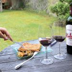 Botella de vino chulato de Abeica